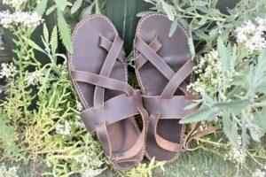 Curso Sandalias de cuero